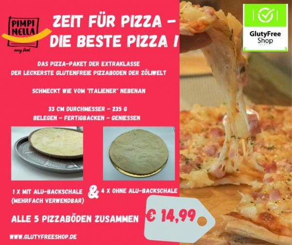 Pimpinellas Pizzapaket