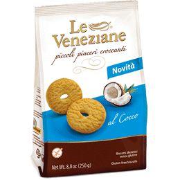 Kekse mit Cocos 250g