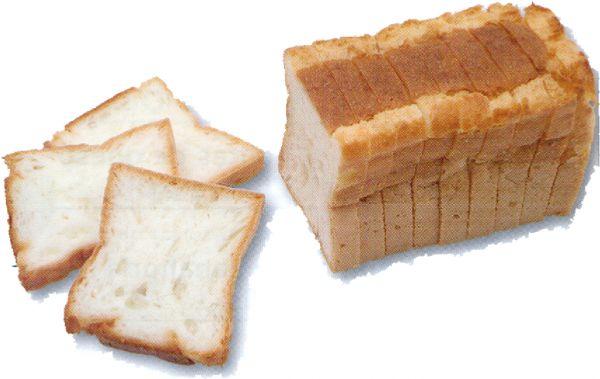 Kastenweissbrot Sandwichbrot