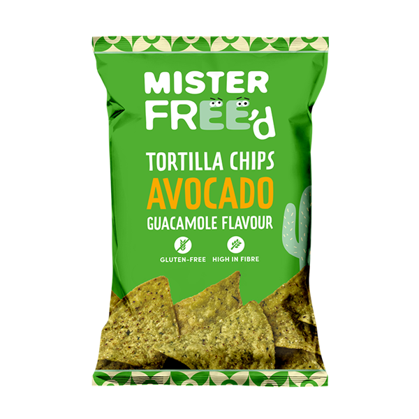 Mais-Tortilla-Chips Avocado