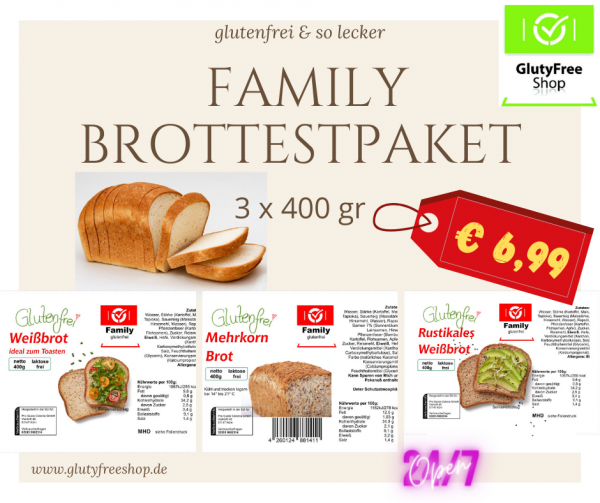 Family Brottestpaket
