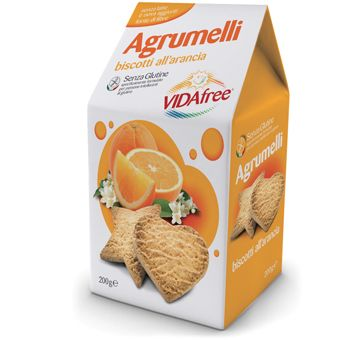 Agrumelli Orangenplätzchen