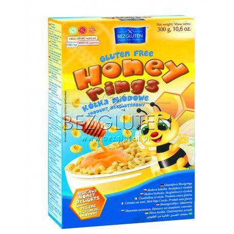 Honigringe GF 300g