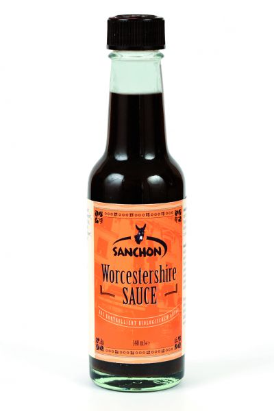 BIO Worcestershire Sauce