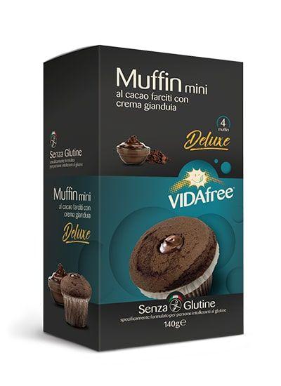 Muffin Nussnougatcreme