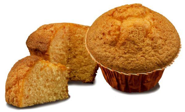Muffin Zitronen 80g