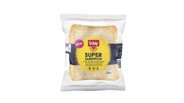 SUPER SANDWICH 208g Dr.Schär
