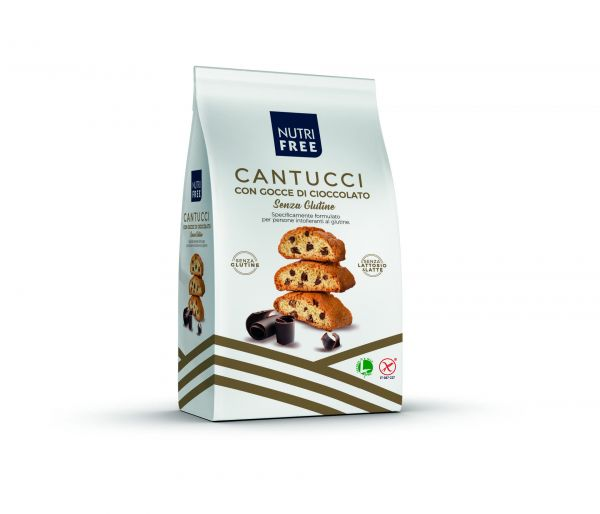 NUTRIFREE Cantucci Schoko 240g