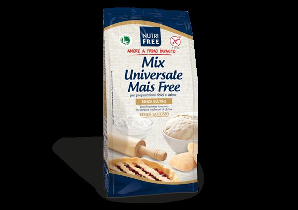 NUTRIFREE Universale Maisfrei 800g