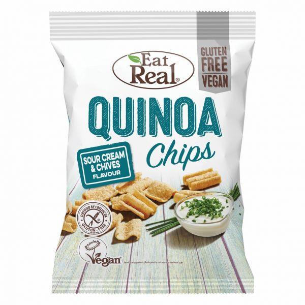 Quinoa Chips Sour CreamSchnittlauch