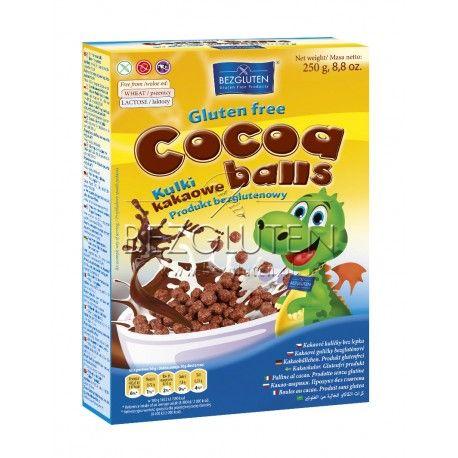 Kakaobällchen GF 250g