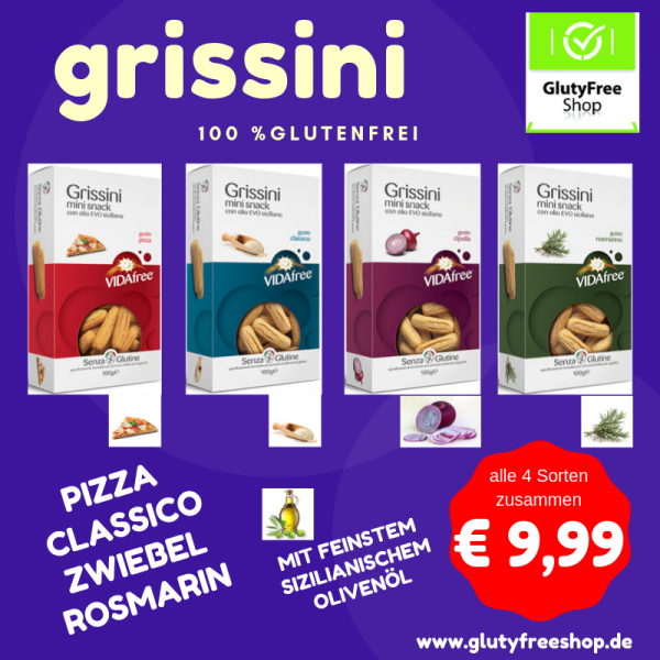 Grissini Mix