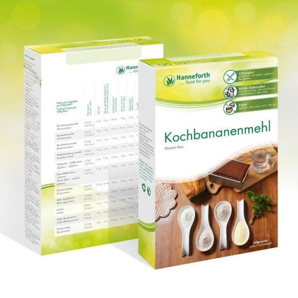 Kochbananenmehl 500 g