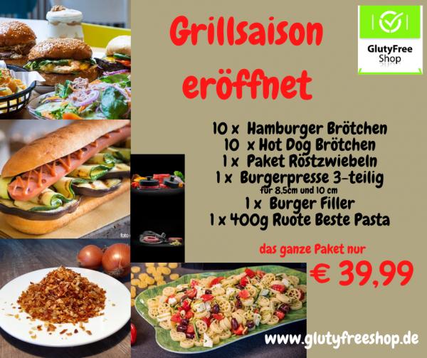 Hamburger Grillsaison