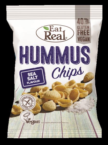 Humus Chips Sea Salt