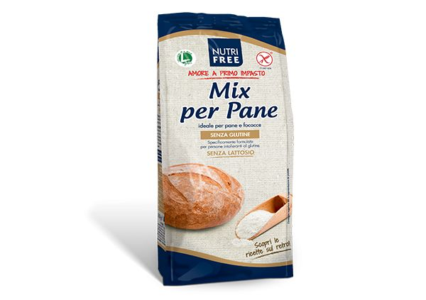 NUTRIFREE Backmischung BROT 1KG