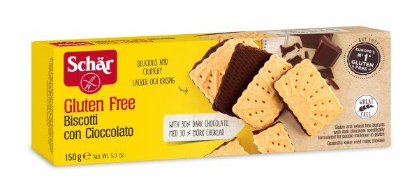Choco Keks gf 150g