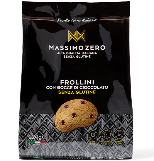 MASSIMO ZERO FROLLINI MIT SCHOKO-DROPS