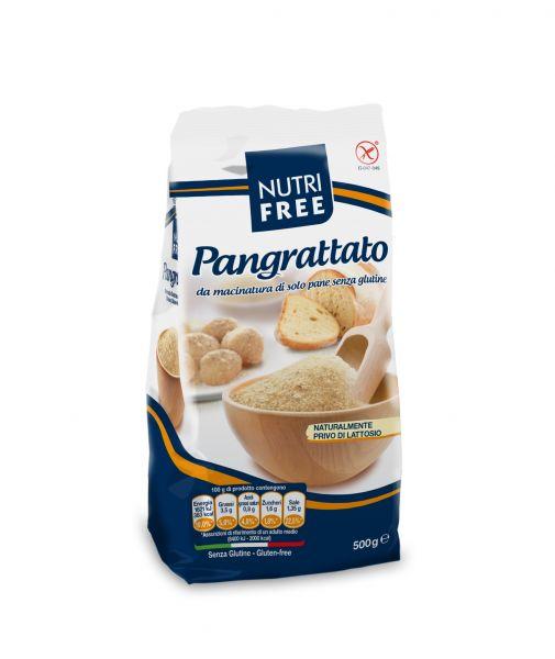NUTRIFREE Paniermehl GF 500g
