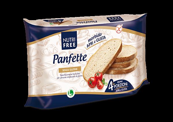 NUTRIFREE Brotscheiben glutenfrei