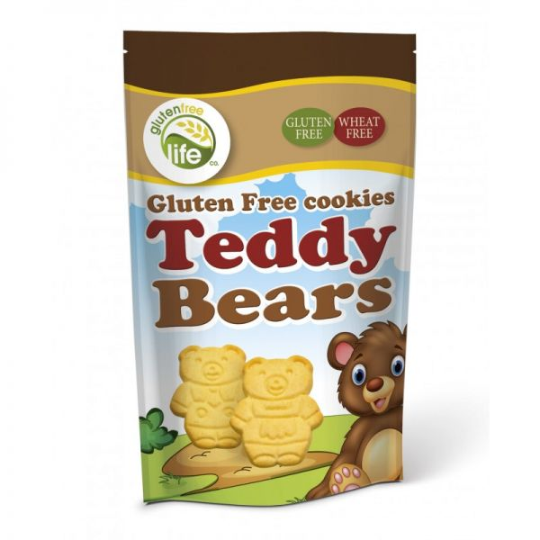 Teddy Bears GF 120g