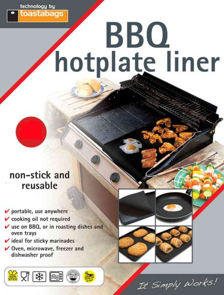 BBQ Grillmatte 40x50cm