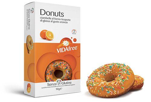 Donuts Orange 2x45g