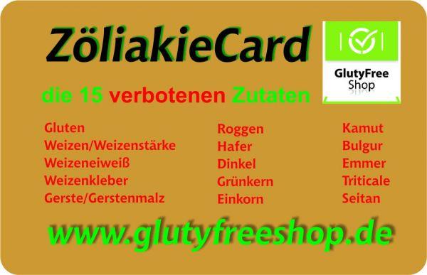 Zölicard EC Format