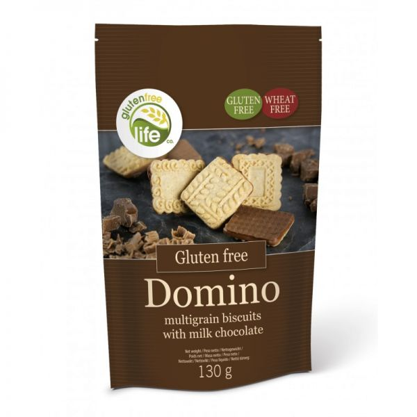 Domino Kekse mit Schoko GF 130g