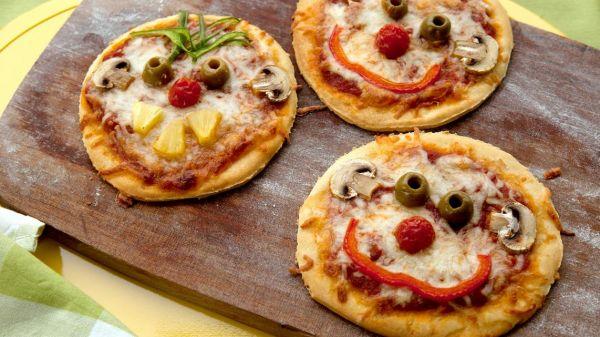 Pimpinellas Mini Pizzapaket