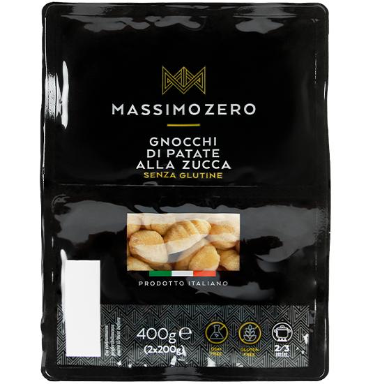 MASSIMO ZERO gnocchi mit Kürbis