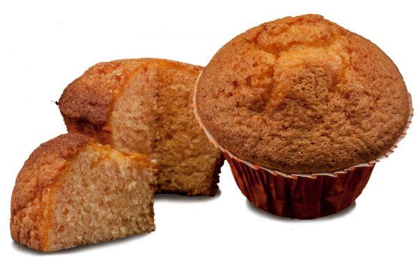 Muffin Erdbeere 80g