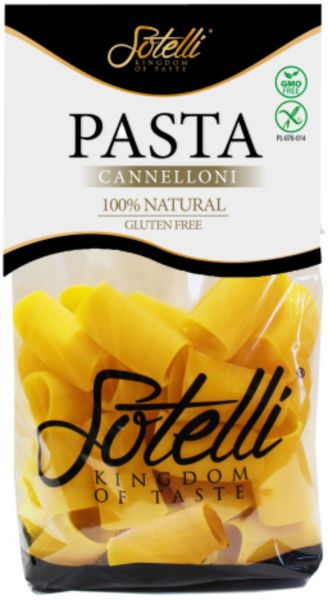 SOTELLI Cannelloni gf 500g