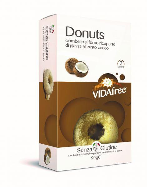 Donuts Weiße Schokolade Cocos 2x45g