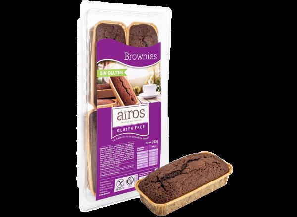 Brownies 4x60g