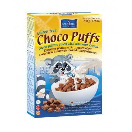 Choco Puffs GF 250g