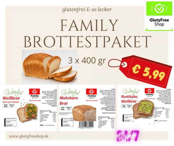 Family Brottestpaket