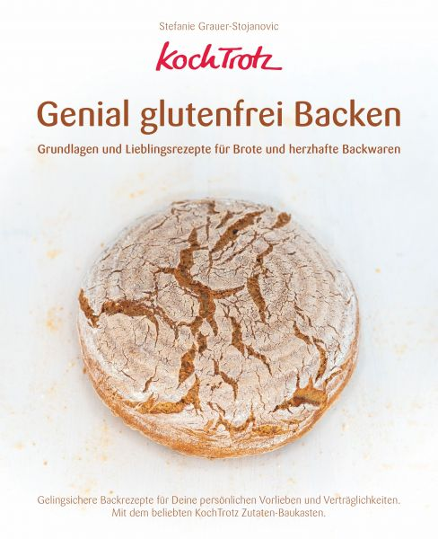 Kochtrotz Genial glutenfrei Backen