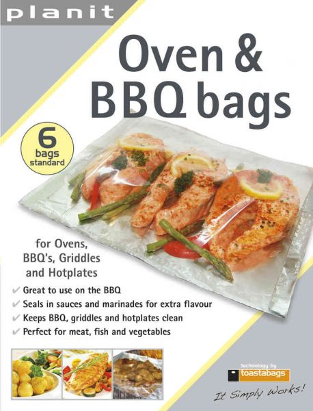 BBQ Grillbags 6 Pack small