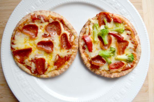 Pizza Mini 4 x 60 g
