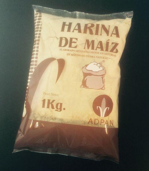 Harina de Maiz 1kg