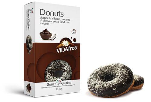 Donuts Schokolade 2x45g