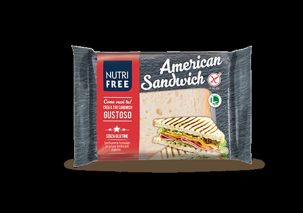 NUTRIFREE AMERICAN SANDWICH glutenfrei