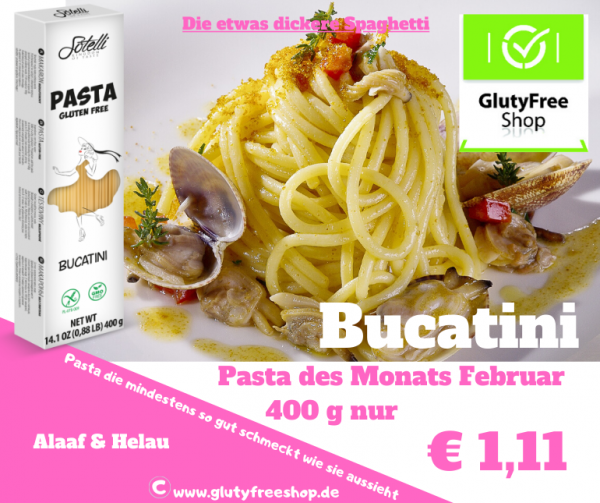 SOTELLI Bucatini 400G
