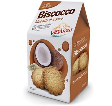 Biscocco Cocosplätzchen