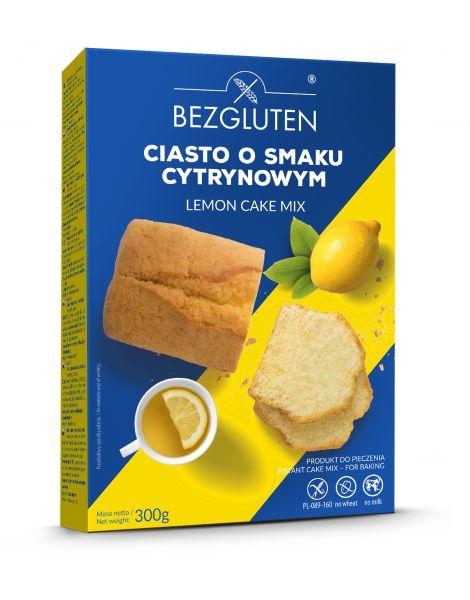 Kuchenmix GF Zitrone 300g