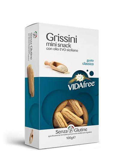 Grissini classic GF 100g