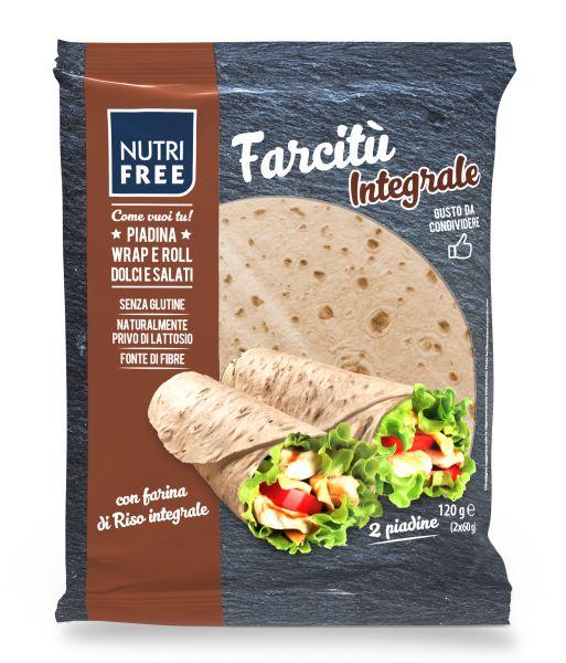NUTRIFREE Wraps Vollkorn 120g