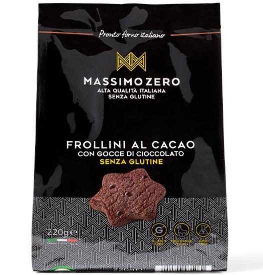 MASSIMO ZERO FROLLINI Kakao&Drops