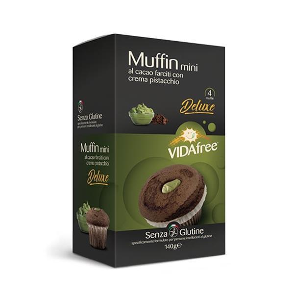 Muffin Pistaziencreme